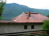 Kupferblechdach Ossiachersee